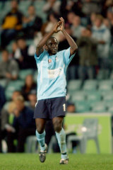 Dwight Yorke was a standout for Sydney,