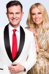 No more: Today Extra host David Campbell is about to bid his co-host Sonia Kruger farewell.