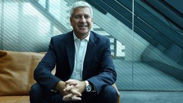 Scentre chief executive Peter Allen