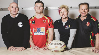 Physio Suzie Goodall has helped implement a stringent concussion protocol at the Gungahlin Bulls that goes above and beyond.
