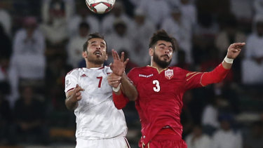 Bahrain and the UAE opened the 2019 edition of the tournament with a 1-1 draw.