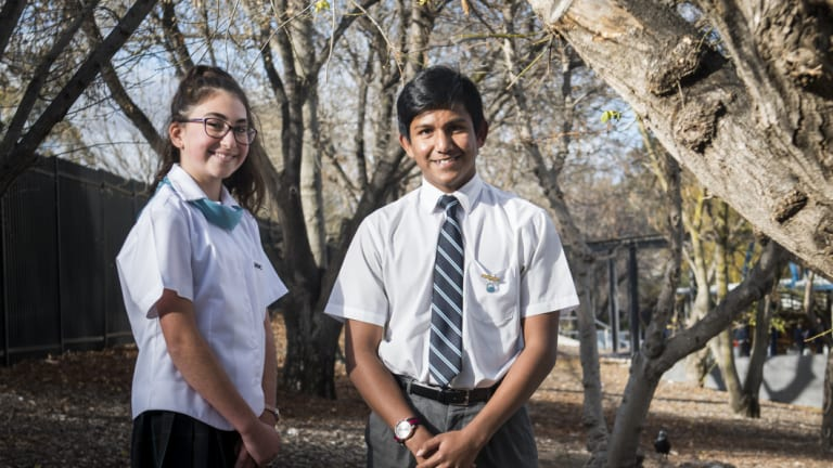 A new ANU study found Australian 12 and 13 year olds are more worried about climate change than adults.