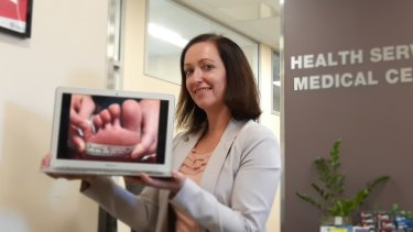 "QUT's Dr Kara Burns has published new research showing patients feel more engaged with their care if they take ""medical selfies""."