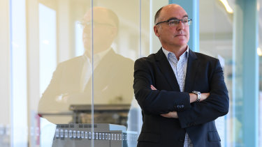 CSL chief scientific officer Andrew Nash had long warned that there were no guarantees the UQ vaccine would eventuate.