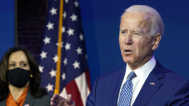 Biden has to ensure the US is not shut out of China's economic transformation.