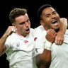 Tuilagi double leads untidy England to bonus-point win over Tonga
