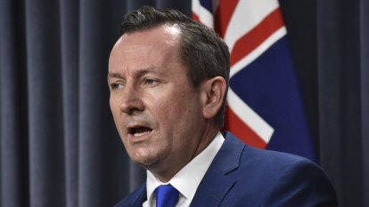 'We could be the big losers': WA Premier warns of China discord ahead of PM's Perth speech