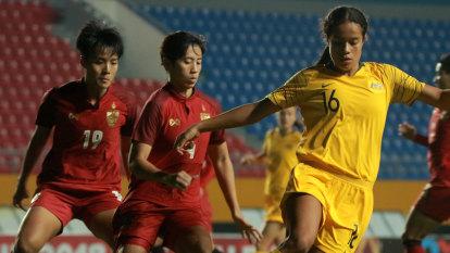 South Korea thrash Young Matildas to crush World Cup hopes