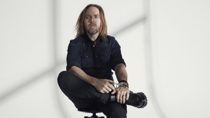 'I am addicted to work and creating new things': Tim Minchin