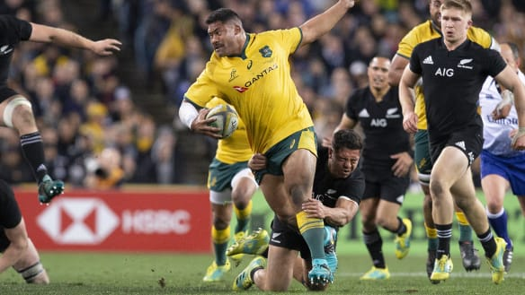Accept it or make excuses: Wallabies face up to pressure