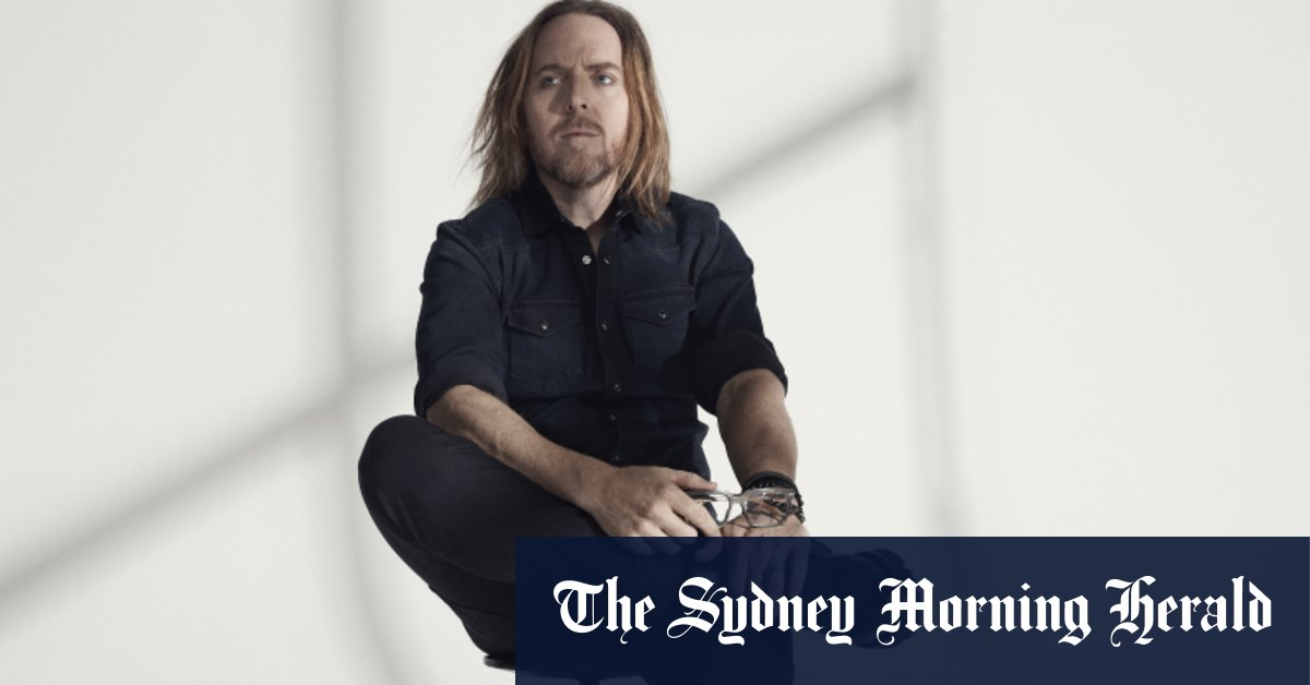'I am addicted to work and creating new things': Tim Minchin – Sydney Morning Herald