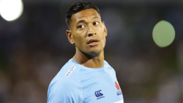 Israel Folau is fighting Rugby Australia's attempts to sack him.