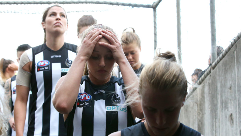 AFLW: What's wrong with Collingwood?