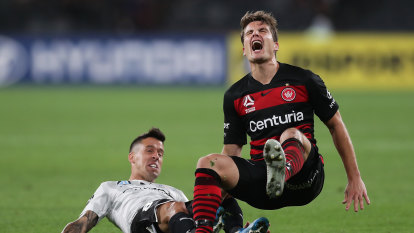 Maclaren brace breaks Western Sydney hearts in extra time