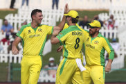 Justin Langer tips it will be a World Cup for bowlers with runs hard to come by following Josh Hazlewood's impressive first-up showing.