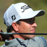 Scott goes on PGA scoring blitz but still trails Na by seven shots