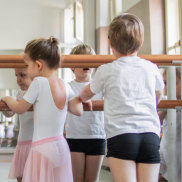 It's cool for parents to enrol their girls in footy, but it should be just as cool for their sons to take ballet.