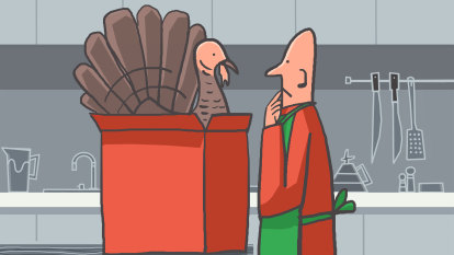 Can you really outsource your Christmas feast?