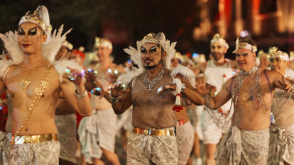 Glitter and be gay – or don't, and still be gay