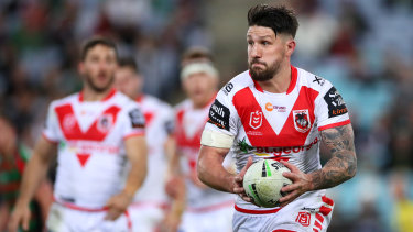 Gareth Widdop could make a return to the NRL with the Warriors next year.