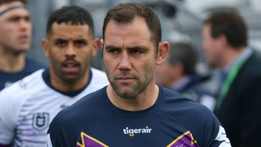 Top billing: Cameron Smith.