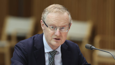 Reserve Bank of Australia governor Philip Lowe expects record low interest rates to remain in place for several years.