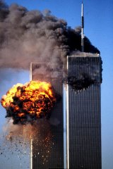 The September 11 attacks in America sent shockwaves through the aviation industry.