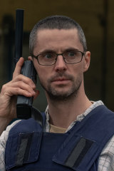Matthew Goode plays a journalist in Official Secrets.