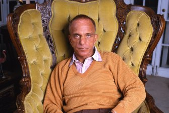 Roy Cohn is the star and subject of Where's My Roy Cohn?
