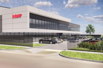 Intex Group International Pty Ltd has bought into Vaughan Constructions' Biodiversity Business Park in Epping, Melbourne
