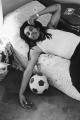 Passion: Bob Marley loved the world game so much he was buried with a football.