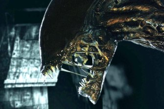 The creature from the Alien movie franchise.