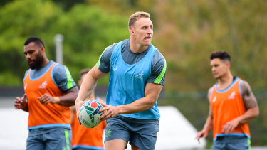 'I wouldn't play him': Wallabies face selection headache over Hodge