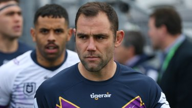 Cameron Smith officially the NRL's most talked about player