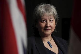 Britain's High Commissioner to Australia, Vicki Treadell.