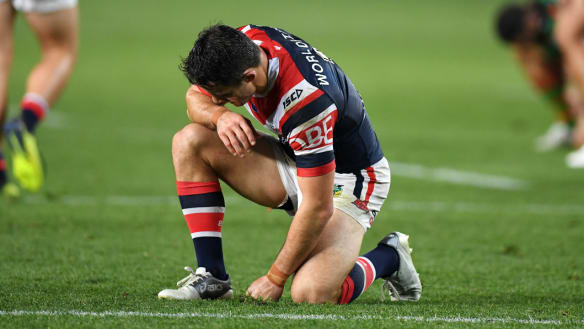 Roosters young guns in line as scans all-but end Cronk's grand final dream