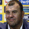 Bledisloe II: To change or not to change? Cheika's big dilemma