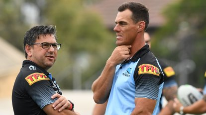 Sharks boss breaks silence on Morris sacking, reveals relocation fears