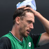 'Underdone' Millman, Monfils among the early Open casualties