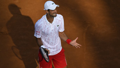 Djokovic: US Open ball incident won't change how I deal with emotions