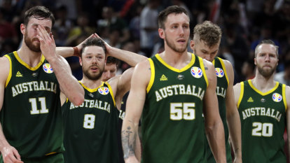 Hearts full, legs empty as Boomers fall to France in bronze play-off