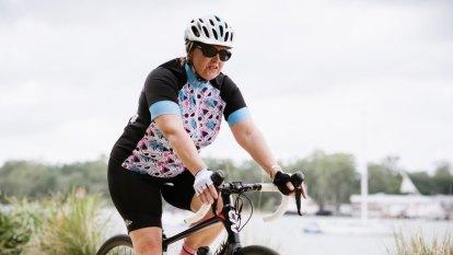 Brisbane mum designs cycling gear for curvy women