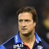 Western Bulldogs' Luke Beveridge upset at recruiters critical of NGA