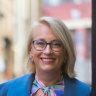 Melbourne lord mayor Sally Capp.
