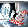 Ghost of Obeid back to haunt Daley