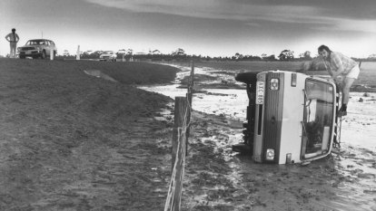 From the Archives, 1982: Colossal storm hits Melbourne