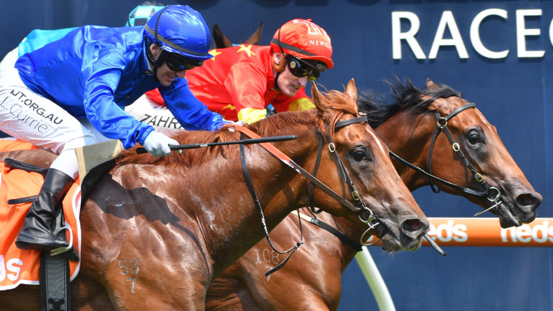Caulfield experience could help Rulership grab Blue Diamond