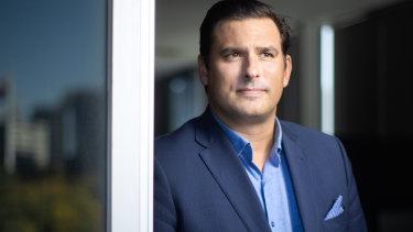 Dr Christian Behrenbruch CEO, Telix Pharmaceuticals