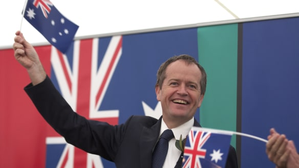 'It will remain on the 26th': Bill Shorten rules out changing Australia Day date