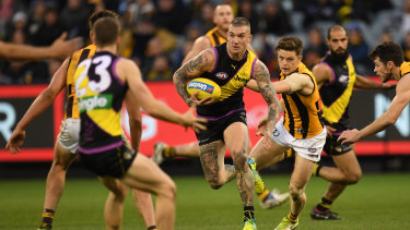 A Hawthorn-Richmond final would sell out on any day.